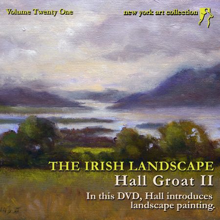 Landscape Painting Ireland, Ring of Kerry