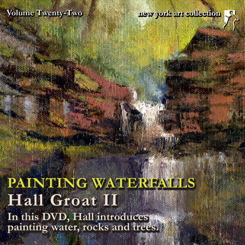 Waterfall Painting Lesson