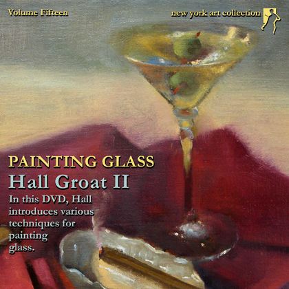 painting glass Techniques