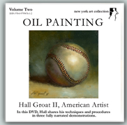 Learn to Paint Baseballs