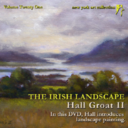 landscape painting ireland Ring of Kerry