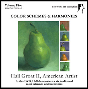 color schemes and harmonies